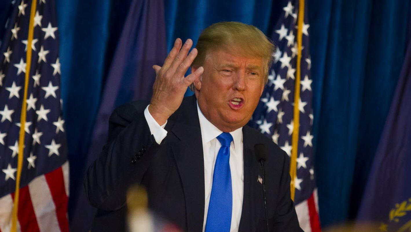 Republicans' shameful silence on Trump: Column