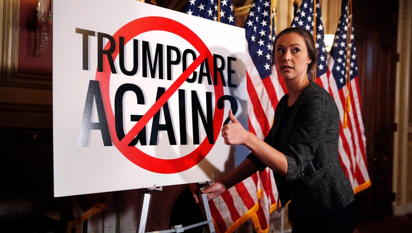Obamacare repeal is an ideological crusade past its sell-by date. Give it up, GOP