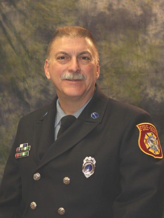 Lt. Larry Gauthier