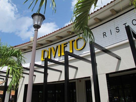 Divieto Ristorante opened Monday, May 29, 2017, at Coconut Point in Estero.