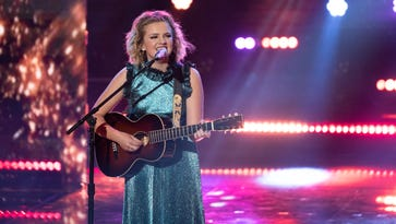 Watch 'American Idol' winner Maddie Poppe perform new single 'Going, Going Gone'