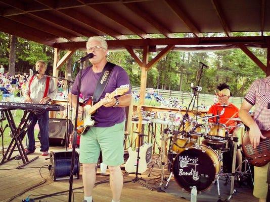 Mike McKenzie Band