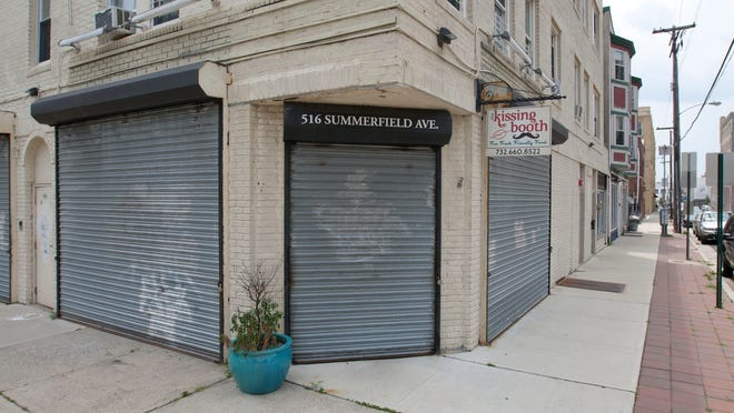 The Kissing Booth restaurant in Asbury Park has closed.