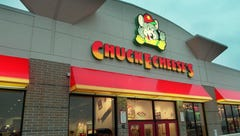 Build-a-Bear Pay your age day didn't work? Maybe it will for Chuck E Cheese!