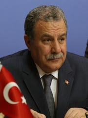 AP Turkey Corruption Probe