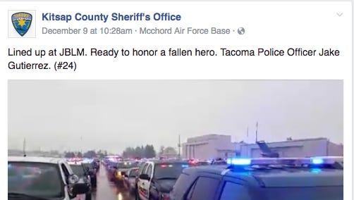A comment by a Kingston High School teacher on this post on the Kitsap County Sheriff's Office Facebook page sparked a response from the North Kitsap School District