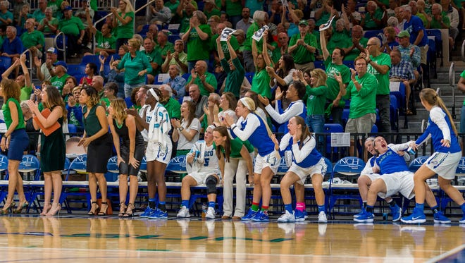 FGCU is used to hosting important games. The Eagles already have beaten Illinois and then-No. 20 Kentucky in Alico Arena this season, for example. On Friday night, they host one of the biggest mid-major matchups of this season when South Dakota State takes the court.