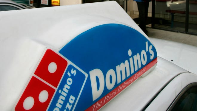 Domino's Pizza store