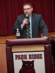 Park Ridge Schools Superintendent Robert Gamper