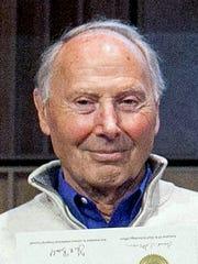 Corning Inc. inventor Nick Borrelli