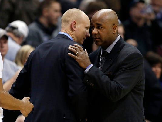 NCAA Basketball: Georgetown at Xavier