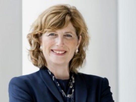 Lucy Dalglish, dean of the Philip Merrill College of