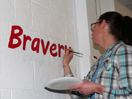 Maine-Endwell Middle School art department and Art