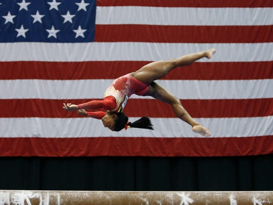 AP US CLASSIC GYMNASTICS S GYM USA OH