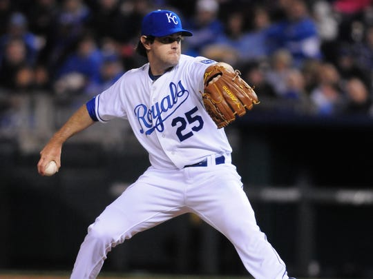 Fort Myers native and former Mariner High and FGCU right-hander Casey Coleman last pitched in the Majors in 2014 with the Royals.