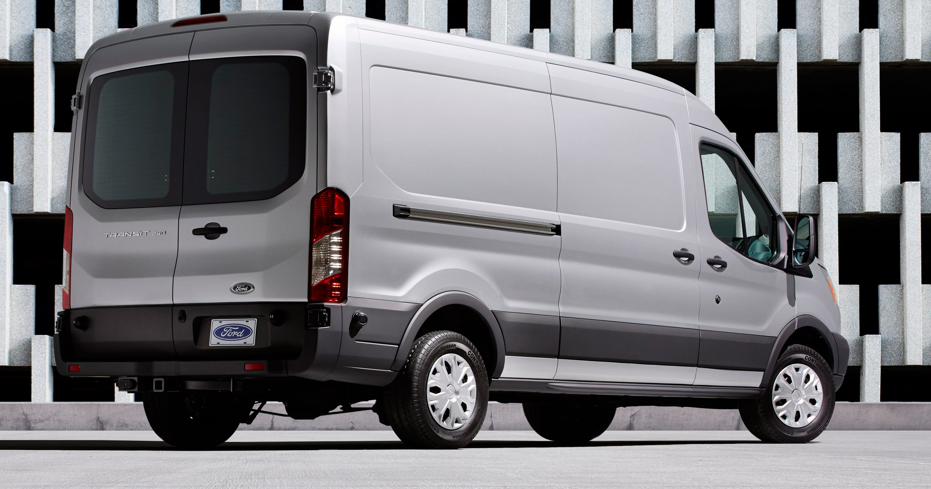 Ford expands safety recall to nearly 100,000 Transit vans in US