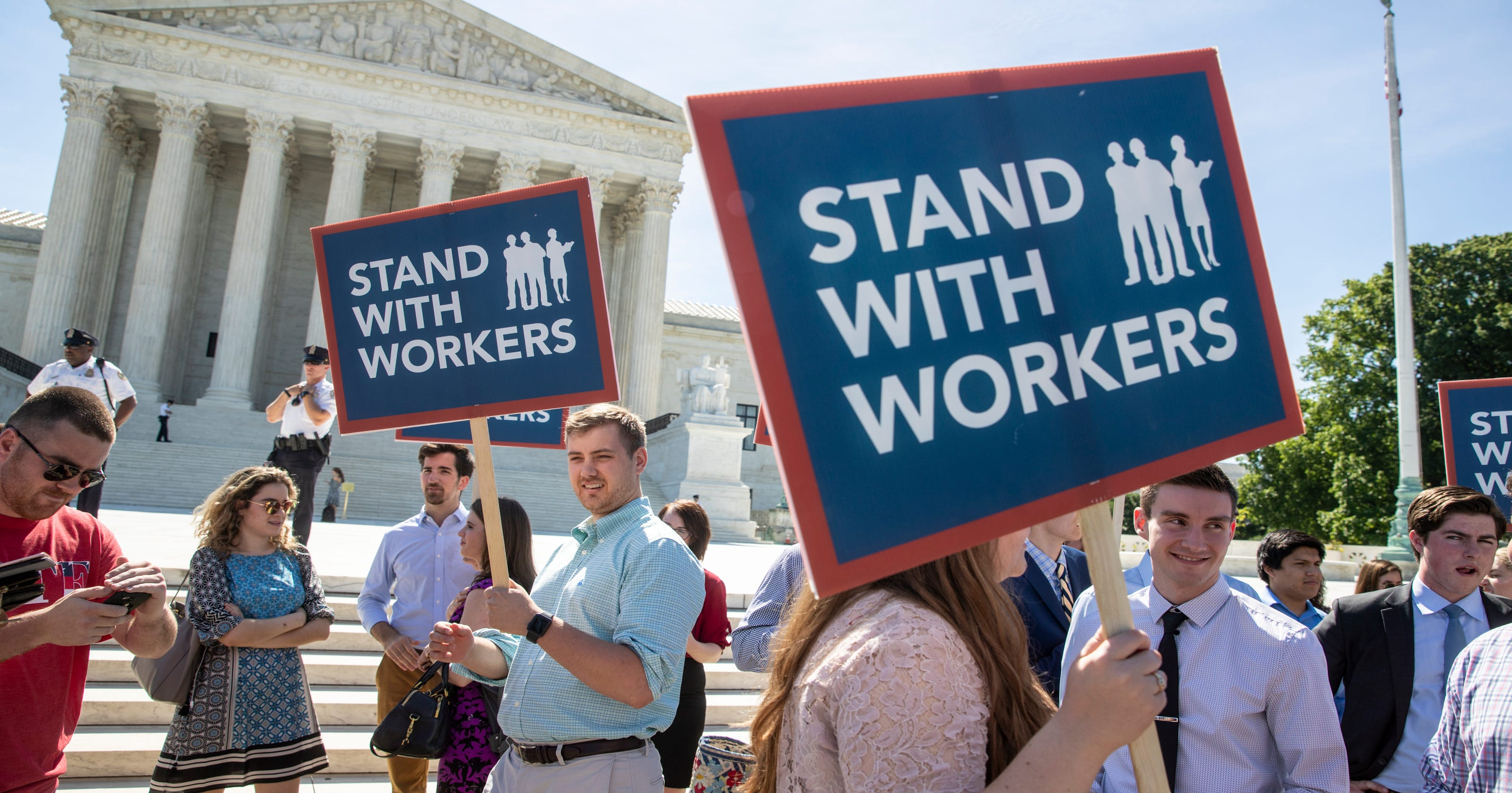 Supreme Courts Janus Decision Is An Opportunity For Labor