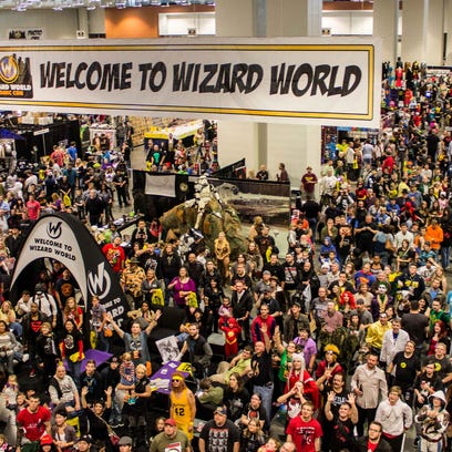 Shazam! It's back on for Wizard World this year