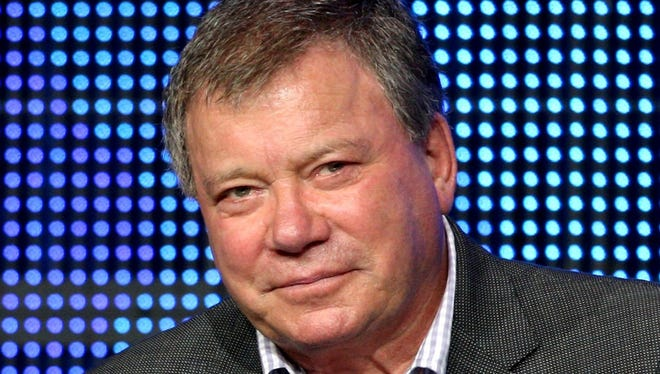 William Shatner will greet fans at Wizard World Comic Con.