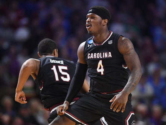 Duke South Carolina NCAA Tournament