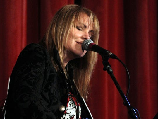 Christine Martucci, pictured playing Asbury Park's