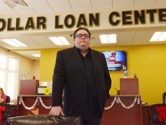 Chuck Brennan, founder and CEO of Dollar Loan Center, donated money to Vince Neil on 'Celebrity Apprentice' in a show that was taped last February.