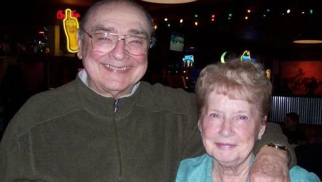 Robert E & Keitha I. Allen celebrate their 65th Wedding Anniversary