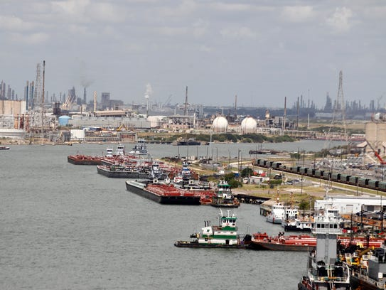The Port of Corpus Christi is looking for funding to