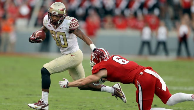 Rashad Greene is the guy Florida State will turn to at a clutch moment in the college football playoffs.