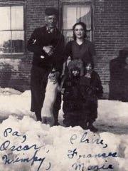 Local Buffalo Soldier and World War I veteran John