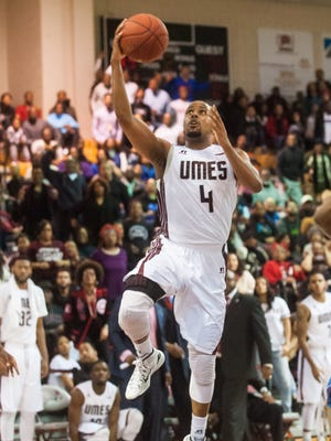 Devin Martin's 22 helped the University of Maryland Eastern Shore men's basketball team to a 68-56 win against South Carolina State. The win gives UMES its first winning season since 1993-94.