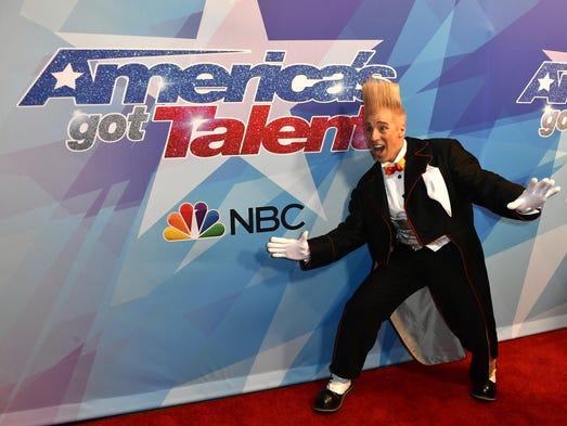 The premiere of NBC's 'America's Got Talent' Season