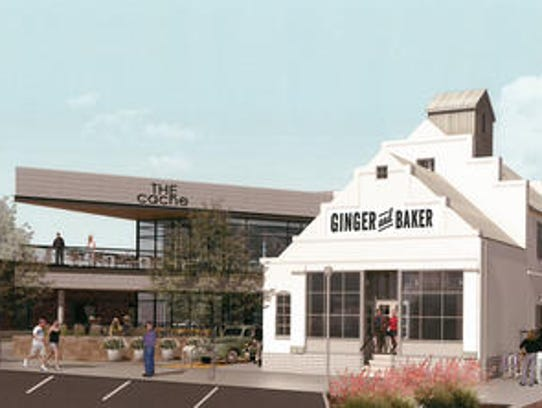 Ginger and Baker, 359 Linden St., will open Nov. 14.