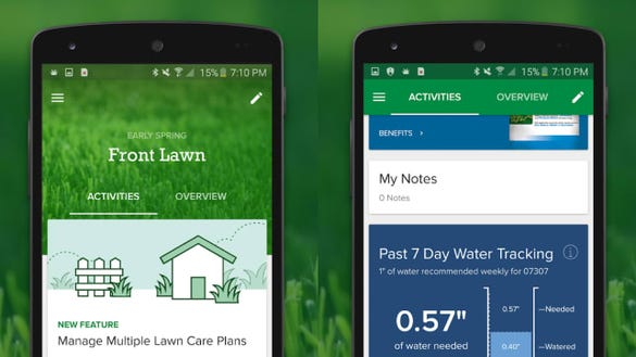 My Lawn: A Guide to Lawn Care App