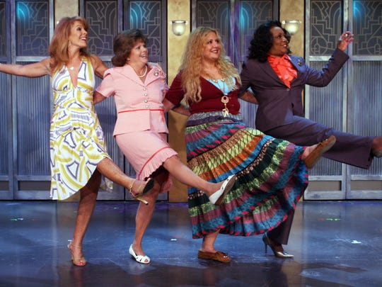 """Menopause: The Musical"" comes to the Visalia Fox Theatre this week."