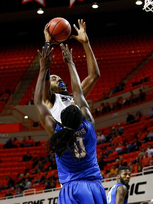 NCAA Basketball: Middle Tennessee State at Oklahoma State