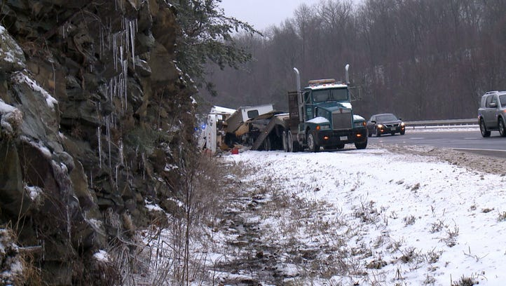 Fatal accident on I-75 in Campbell County