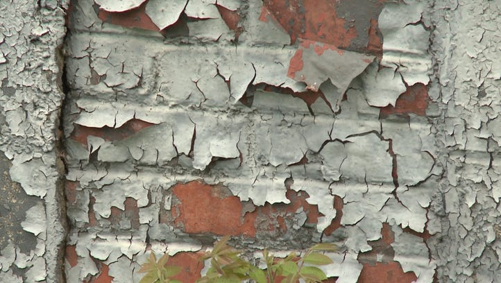 Lead was originally added to paint to help it stick to surfaces.