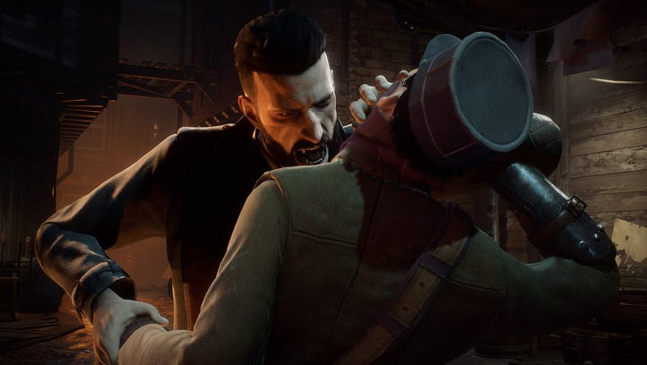London culling: Vampyr game review | Technobubble
