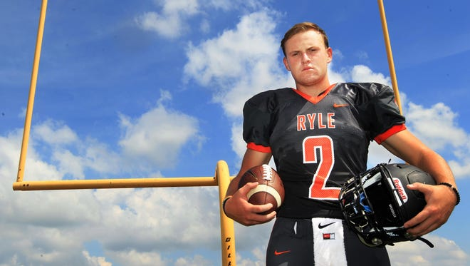 Ryle quarterback Tanner Morgan is the highest ranked player in Northern Kentucky. He has already committed to Western Michigan.