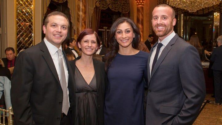 Zach Von Stern, Bridget Colyer, Danielle DeVincenzo,