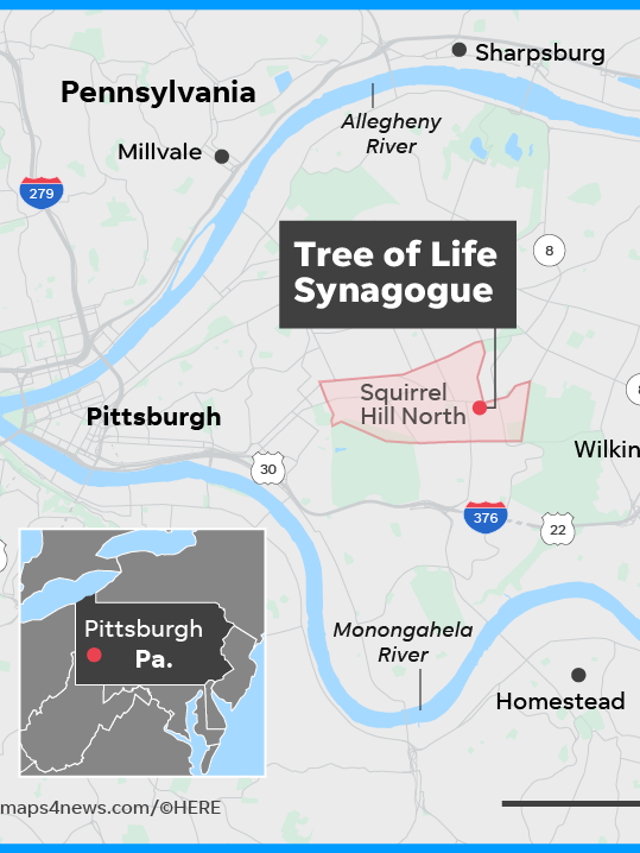 Pittsburgh synagogue shooting: What we know, questions that remain