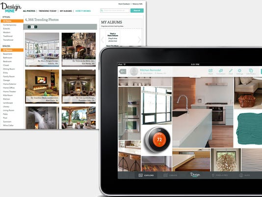 TECH NOW: Spruce up your home with these great apps
