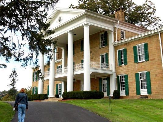 GRA Bryn Du Mansion stock