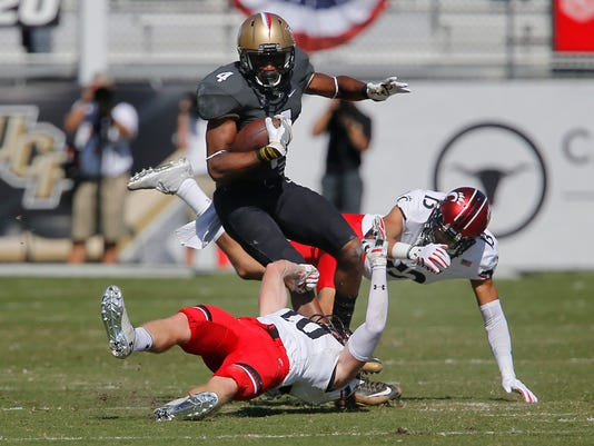 NCAA Football: Cincinnati at Central Florida