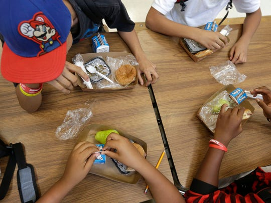 The Department of Human Services is looking for applications from sponsors such as churches, community centers and schools who could house a Summer Food Service Program this summer.