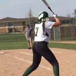 Howell's Jordan Humitz (7) has seven home runs this season, five of which she hit last week.
