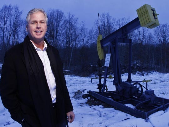 Scott Boruff, former CEO of Miller Energy Resources,