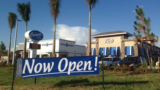 Culvers opens at 12651 S. Cleveland Ave. near College Parkway.