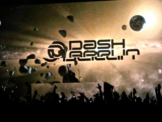 Dash Berlin makes a special appearance in the True
